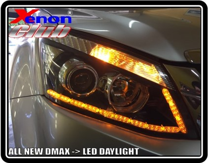 LED DAYLIGHT ALL NEW DMAX