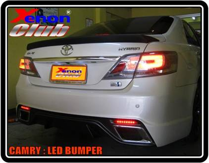 LED BUMPER CAMRY